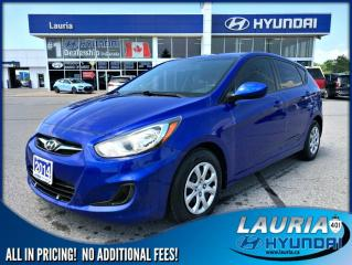 Used 2014 Hyundai Accent 5DR GL Auto for sale in Port Hope, ON