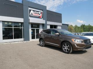 Used 2015 Volvo XC60 Vendu, sold merci for sale in Sherbrooke, QC