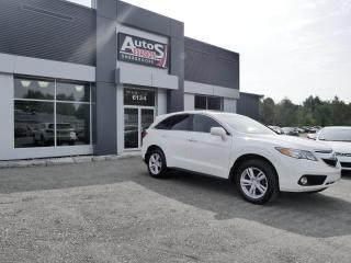 Used 2014 Acura RDX AWD + Tech Pkg + INSPECTÉ + GPS for sale in Sherbrooke, QC