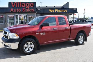 Used 2013 RAM 1500 ST Bluetooth! Cruise Control! for sale in Saskatoon, SK