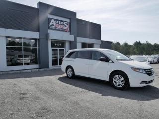 Used 2014 Honda Odyssey 7 PASSAGERS + BAS KILO + INSPECTÉ for sale in Sherbrooke, QC