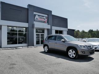 Used 2011 Volkswagen Tiguan Highline 4Motion + INSPECTÉ + TOIT for sale in Sherbrooke, QC