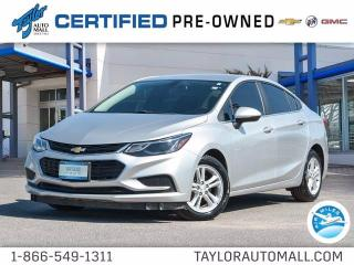 Used 2017 Chevrolet Cruze LT for sale in Kingston, ON