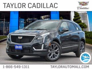 New 2020 Cadillac XT5 Sport AWD for sale in Kingston, ON