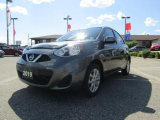 Used 2019 Nissan Micra SV for sale in Timmins, ON