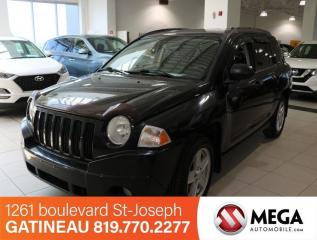 Used 2010 Jeep Compass North Edition 4x4 for sale in Gatineau, QC