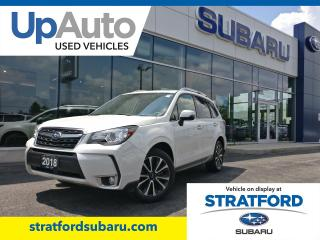 Used 2018 Subaru Forester XT Turbo Touring for sale in Stratford, ON