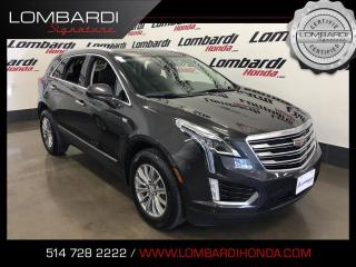 Used 2018 Cadillac XT5 |GARANTIE FABRICANT 03/22-80K| for sale in Montréal, QC