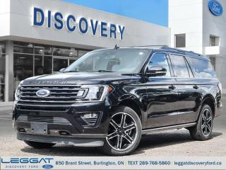 New 2020 Ford Expedition Limited MAX for sale in Burlington, ON