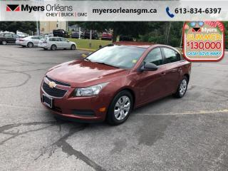 Used 2012 Chevrolet Cruze LS+ w/1SB for sale in Orleans, ON