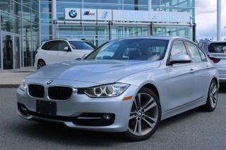 Used 2014 BMW 3 Series Sedan Sport Line for sale in Langley, BC