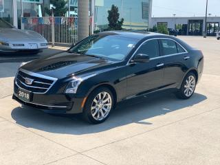Used 2018 Cadillac ATS AWD for sale in Tilbury, ON