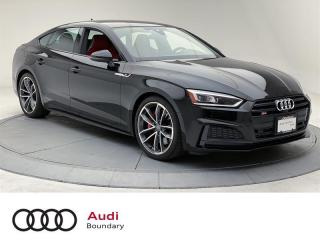 Used 2019 Audi S5 3.0T Technik quattro 8sp Tiptronic for sale in Burnaby, BC