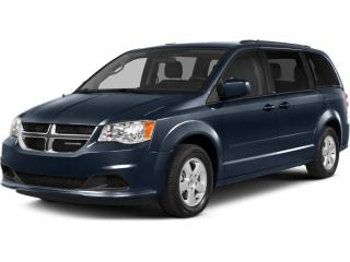 Used 2014 Dodge Grand Caravan SE/SXT DVD,7Pass. for sale in Brandon, MB