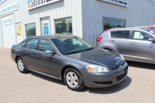 Used 2010 Chevrolet Impala LT LOW KM for sale in Regina, SK