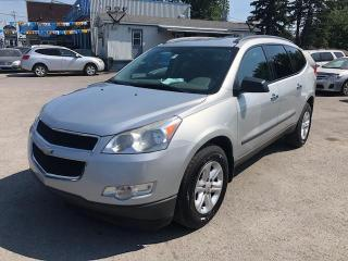 Used 2011 Chevrolet Traverse LS AWD 8 PASSAGERS for sale in Laval, QC