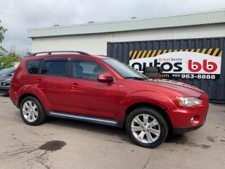 Used 2012 Mitsubishi Outlander for sale in Laval, QC