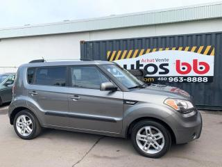 Used 2011 Kia Soul for sale in Laval, QC