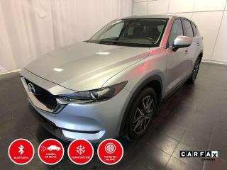 Used 2017 Mazda CX-5 GX - AWD for sale in Québec, QC