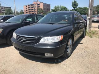 Used 2008 Hyundai Azera Limited for sale in Mississauga, ON