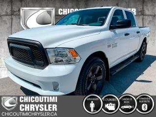 Used 2018 RAM 1500 Express cabine d'équipe 4x4 caisse de 5 for sale in Chicoutimi, QC