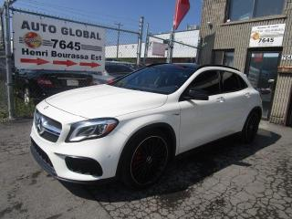 Used 2018 Mercedes-Benz GLA45 GLA 45 AMG VUS 4MATIC for sale in Montréal, QC