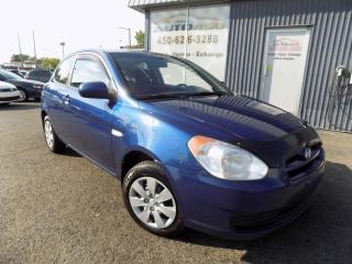 Used 2010 Hyundai Accent ***HATCHBACK,AUTOMATIQUE*** for sale in Longueuil, QC