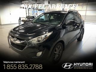 Used 2015 Hyundai Tucson GLS + GARANTIE + CUIR + TOIT PANO + CAME for sale in Drummondville, QC
