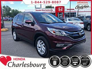 Used 2016 Honda CR-V EX AWD **TOIT OUVRANT**47 704 KM** for sale in Charlesbourg, QC