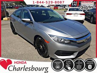 Used 2018 Honda Civic LX AUTOMATIQUE***9588 KM** for sale in Charlesbourg, QC