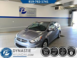 Used 2016 Hyundai Accent SE for sale in Rouyn-Noranda, QC