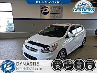 Used 2017 Hyundai Accent GLS for sale in Rouyn-Noranda, QC
