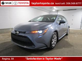 New 2020 Toyota Corolla LE for sale in Regina, SK