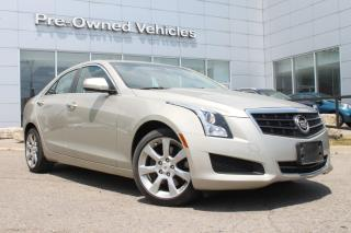 Used 2013 Cadillac ATS 2.0L Turbo AFFORDABLE CADILLAC ATS4 FOR ONLY $14891.00 for sale in Toronto, ON