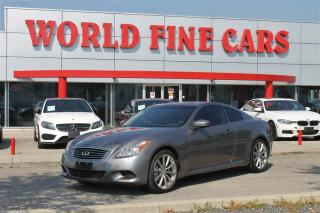 Used 2008 Infiniti G37 Premium | *One Owner* | Accident Free! | 330 HP for sale in Etobicoke, ON