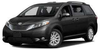 Used 2015 Toyota Sienna XLE 7 Passenger for sale in Hamilton, ON