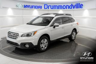 Used 2017 Subaru Outback GARANTIE + AWD + CAMERA + MAGS + CRUISE for sale in Drummondville, QC