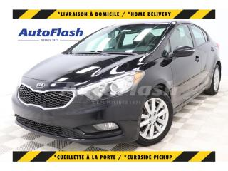 Used 2015 Kia Forte LX-PLUS 1.8L *Toit/Roof *Mags *Fog *Bluetooth for sale in St-Hubert, QC