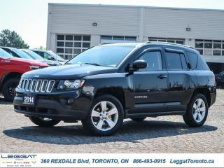 Used 2014 Jeep Compass SPORT  - Aluminum Wheels -  Fog Lamps for sale in Etobicoke, ON