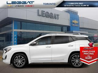 New 2020 GMC Terrain - Sunroof - Power Liftgate for sale in Etobicoke, ON