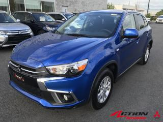 Used 2019 Mitsubishi RVR SE AWC/APPLE CARPLAY/ANDROID AUTO/BLUEETOOTH/MAGS for sale in St-Hubert, QC