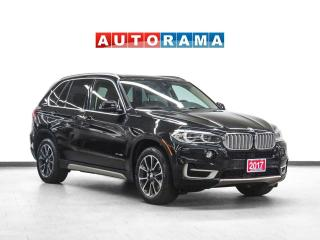Used 2017 BMW X5 xDrive35i Leather Navigation PanoRoof 360 Camera for sale in Toronto, ON