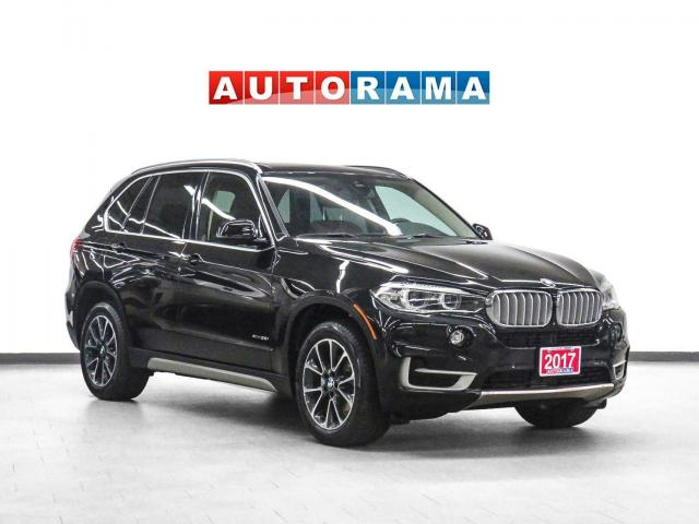 2017 BMW X5 xDrive35i Leather Navigation PanoRoof 360 Camera