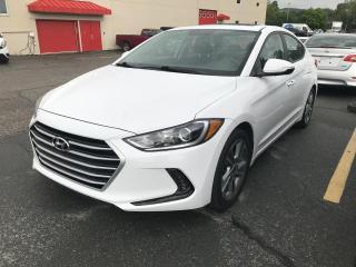 Used 2017 Hyundai Elantra Berline 4 portes, boîte automatique, GLS for sale in Sherbrooke, QC