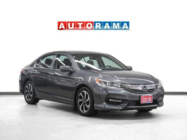 2016 Honda Accord EX-L LEATHER SUNROOF BACKUP CAM