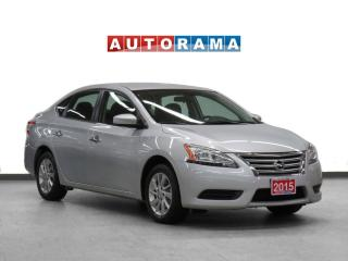 Used 2015 Nissan Sentra SV Navigation Sunroof for sale in Toronto, ON