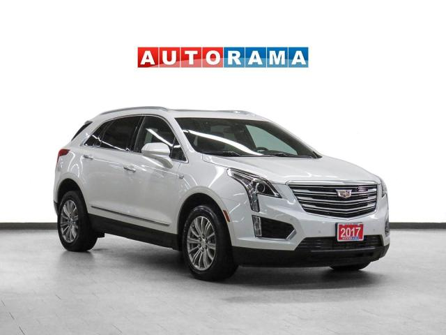 2017 Cadillac XT5 Luxury AWD Nav Leather PanoRoof Cooled Seats