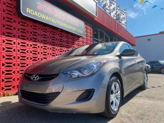 Used 2013 Hyundai Elantra L for sale in Regina, SK