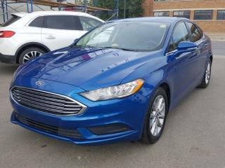 Used 2017 Ford Fusion SE for sale in Regina, SK