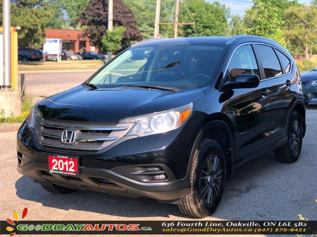 2012 Honda CR-V LX|NO ACCIDENT|AWD|BLUETOOTH|HEATED SEAT|CERTIFIED